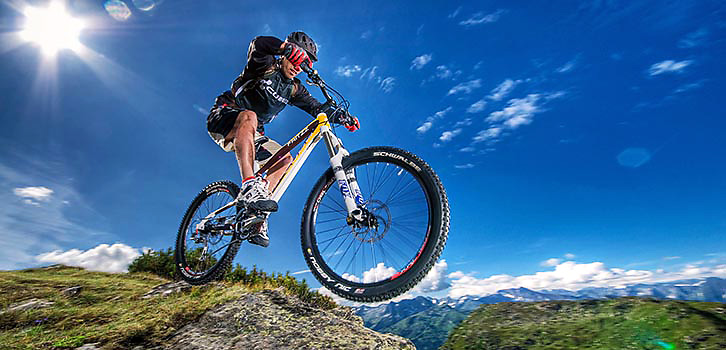 Mountainbike - single track heltid