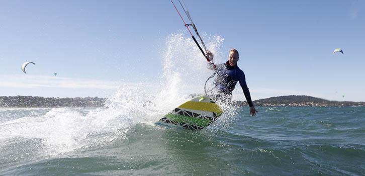 Kitesurf & Wakeboard heltid