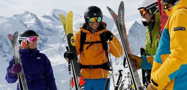 Ski halvtid