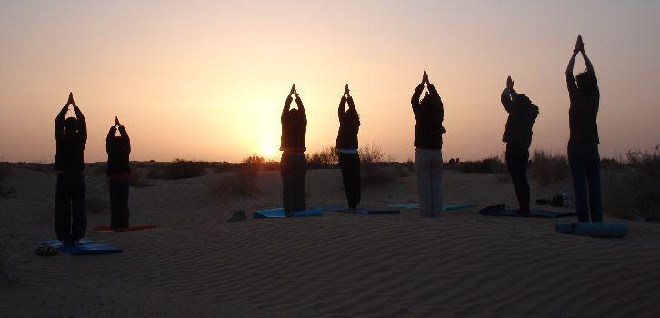 Vandring & Yoga
