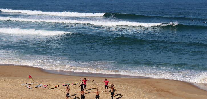 Surf'N'Fishing halvtid
