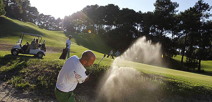 Golf heltid