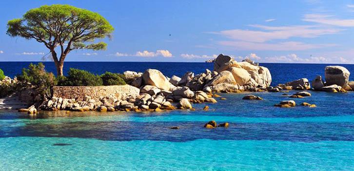 Korsika / Triu Funtanella