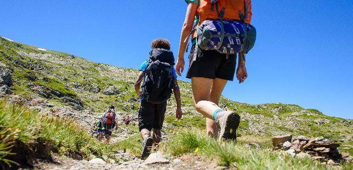 Vandring Tour du Mont Blanc