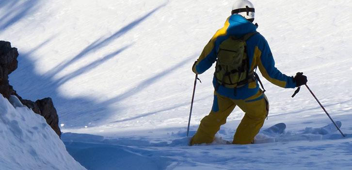 Branta korridorer skidor
