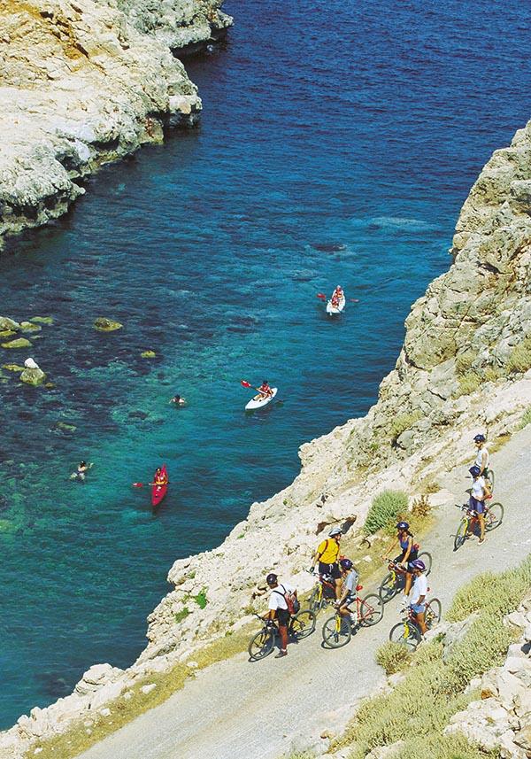 UCPA Resor - Beachkajak / VTT Kreta halvtid