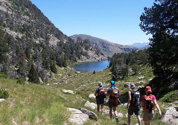 UCPA Resor - Vandring Chamonix-Zermatt heltid