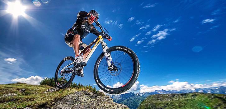 MTB runt Mt Blanc heltid