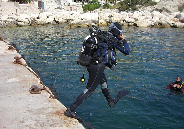 UCPA Resor - Dykning nybörjare heltid Niolon