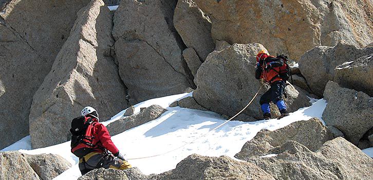 Alpinism nybörjare heltid
