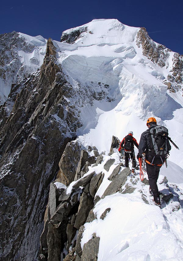 UCPA Resor - Alpinism fortsättning 2 heltid