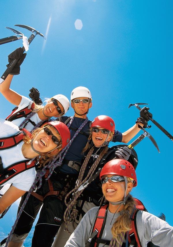 UCPA Resor - Alpinism nybörjare heltid