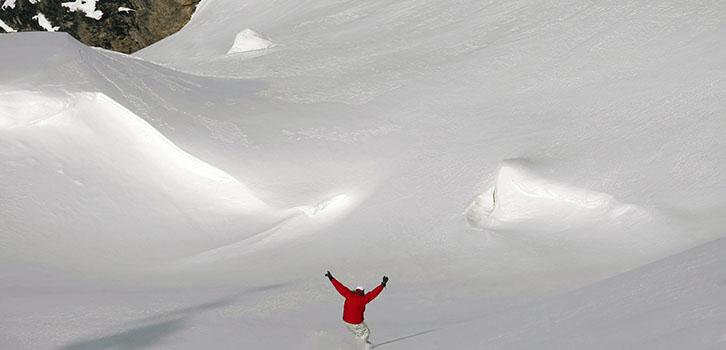 Grandes Traces Snowboard