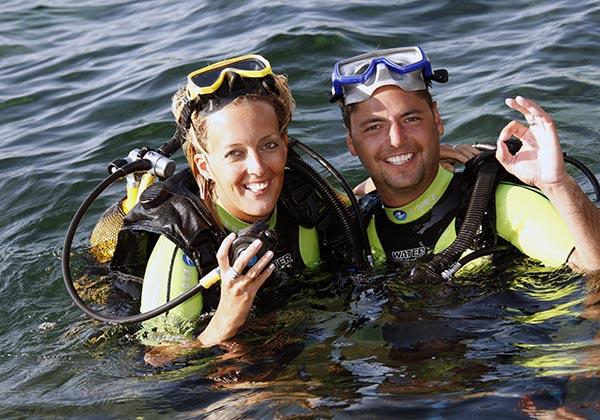 UCPA Resor - Dykning nybörjare heltid Triu