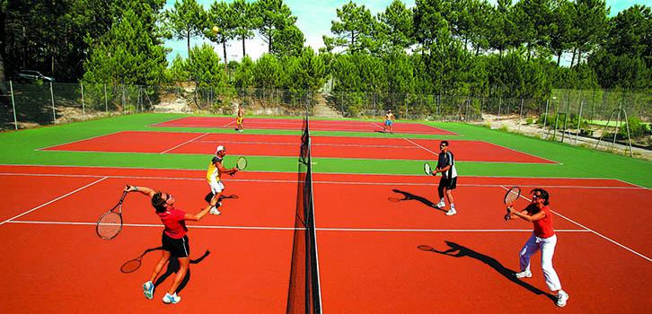 Tennis heltid