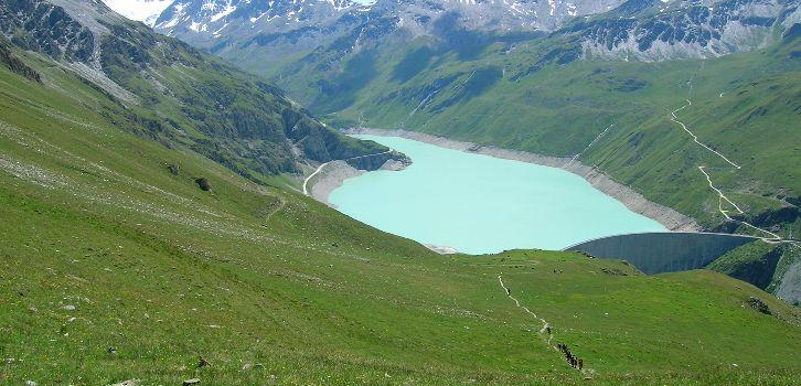 Vandring Entre lacs et cimes