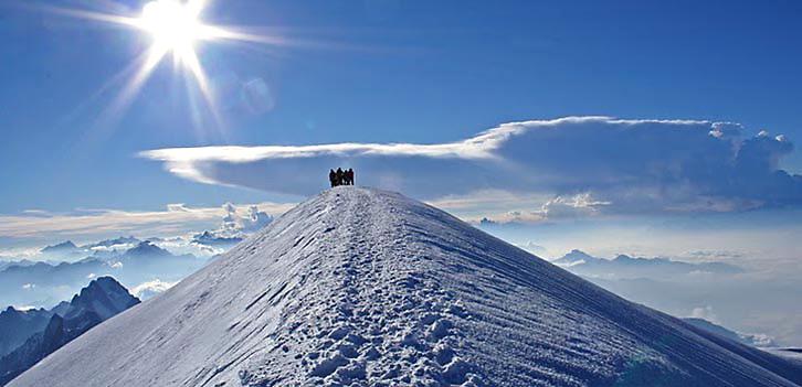 Alpinism fortsättning 2 heltid