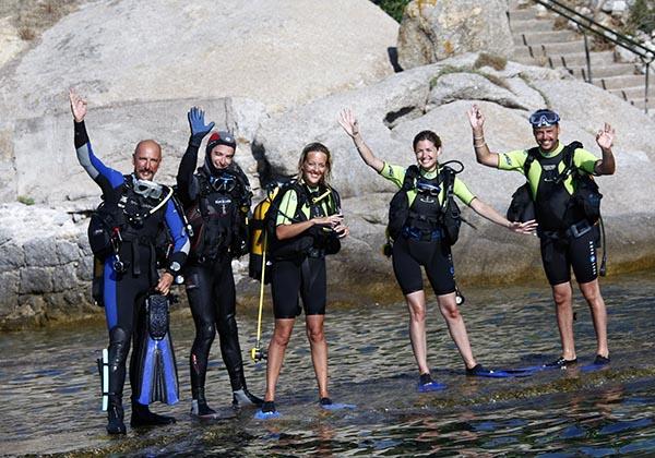 UCPA Resor - Dykning fortsättning heltid Triu