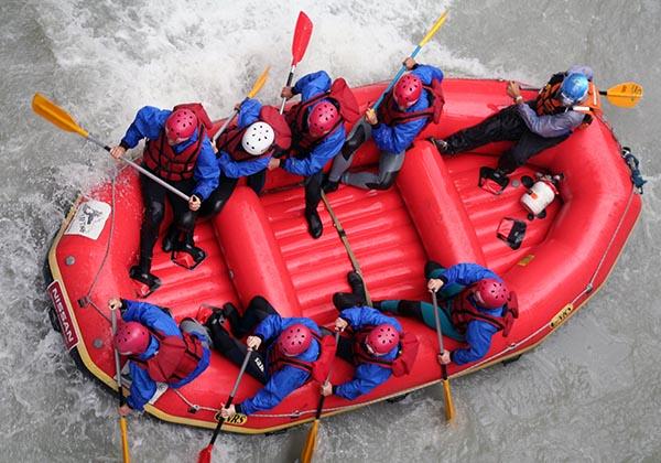 UCPA Resor - Forsande Vatten heltid