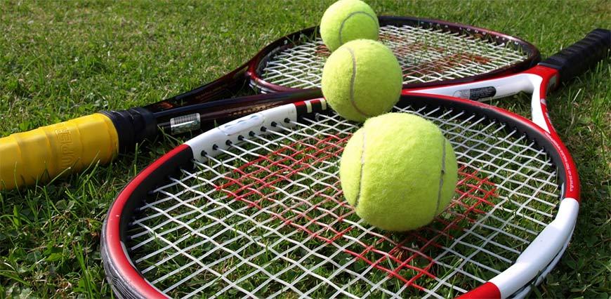 Tennis halvtid