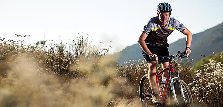 Downhill Mountainbike, fortsättning heltid
