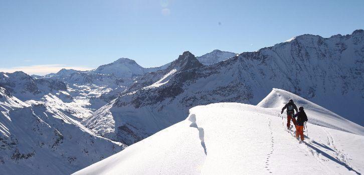Ski randonnée nybörjare, Grand Sud