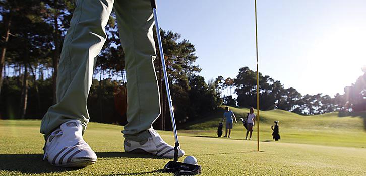 Vågsurf & golf heltid