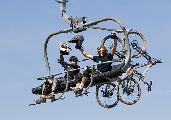 UCPA Resor - Downhill Mountainbike, fortsättning heltid
