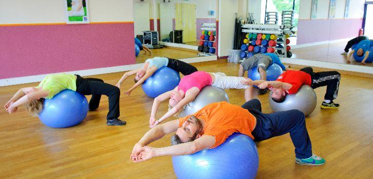 Fitness heltid