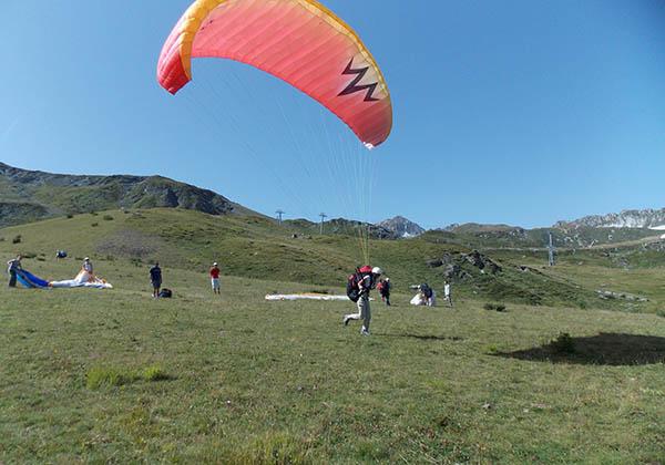 UCPA Resor - Skärmflygning fortsättning heltid
