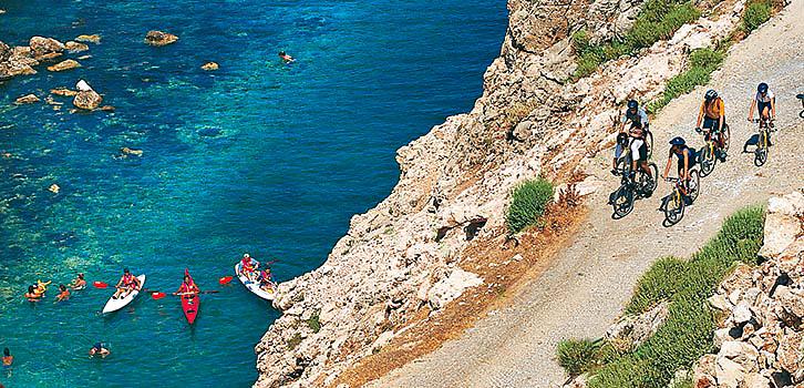 Multisport Kreta halvtid